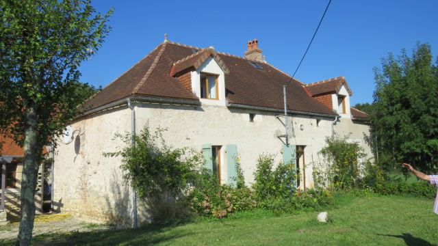Luxury farmhouse for sale in France
