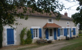Farmhouse for sale in France