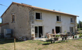 House for sale near Montmorillon France