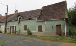 House for sale near Montmorillon France Reference : 50917