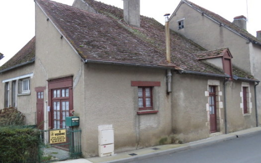 Little cottage for sale near Montmorillon France Reference : 60101