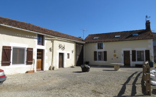 Farmhouse for sale in France Reference 60414