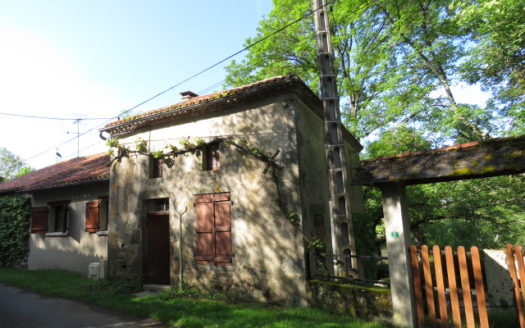 Mill house for sale near Montmorillon France Reference : 60511