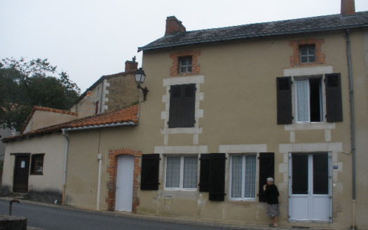 House in Mouterre sur Blourde