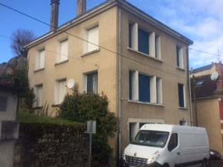 Apartment block for sale in Montmorillon France Reference : 71202
