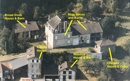 Maison Bourgeoise for sale near Montmorillon France Reference : 80506