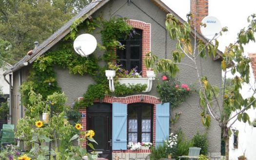 Cottage for sale near Montmorillon France Reference : 80807