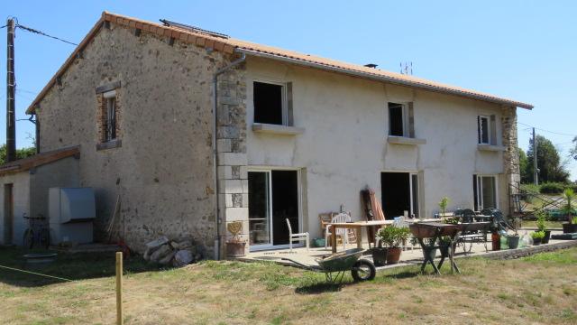House for sale near Montmorillon France