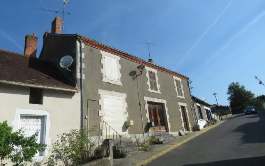 Village house for sale in France Reference 60304